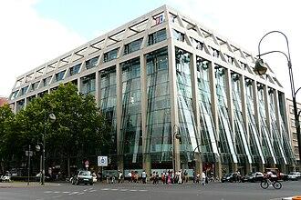 Peek & Cloppenburg - Metropolitan Store Berlin, Tauentzienstraße