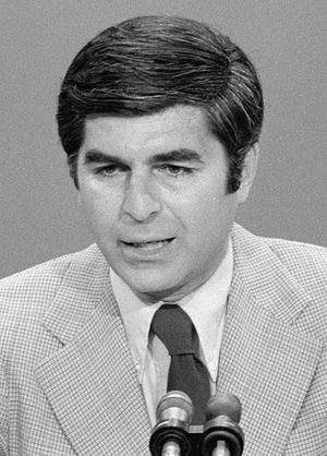 Michael Dukakis - Image: Governor Dukakis speaks at the 1976 Democratic National Convention (cropped)