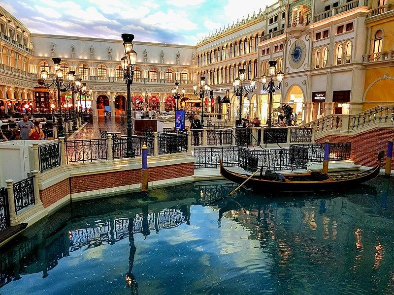 Outlet barato em Las Vegas