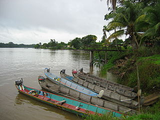Grand-Santi Commune in French Guiana, France