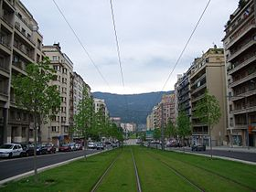 Image illustrative de l'article Grands boulevards (Grenoble)