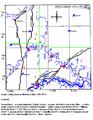 Grant county kansas map 1905 MSTR.png