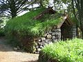 Grass-roofed house in Reykjavik Botanic Gardens, Iceland.jpg