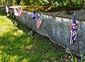 Graves of British and American soldiers killed at the Battle of Paoli in 1777.jpg
