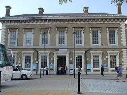 Greenwich stasjon