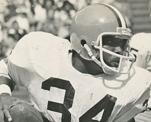 Greg Pruitt - Pruitt in 1975
