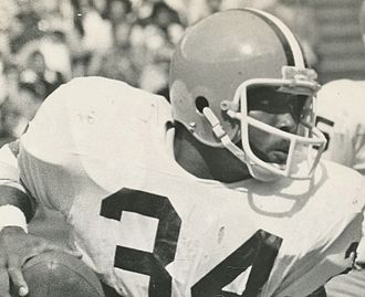 Greg Pruitt - Pruitt in 1975