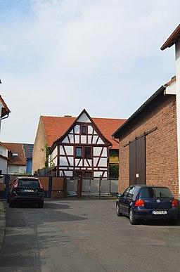 Kirchstraße in Bad Vilbel