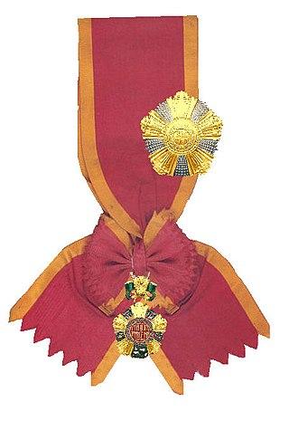 National Order of Vietnam - Image: Grootkruis van de Nationale Orde van Vietnam