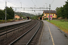 Grorud Station