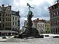 Grote Markt & Brabo-Brunnen - panoramio.jpg