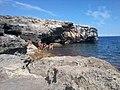 Grotta verde marina di andrano.jpg