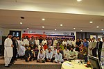 Group Photo at Team up workshop for all staff of the program (13143174655).jpg