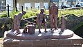 Group commemoration of Maryport's long history as a fishing port. - panoramio.jpg