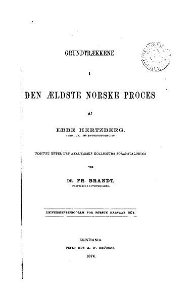 File:Grundtrækkene i den ældste norsk proces.djvu