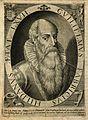 Guglielmus Fabricius of Hilden. Line engraving, 1627. Wellcome V0001830.jpg