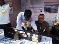 Guiding How to Edit in Telugu Wiki to Stall Visitor by Rahman.jpg
