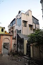 Kolkata book fair wikipedia guild house is the office of the publishers booksellers guild kolkata jan 2014 the book fair gumiabroncs Gallery