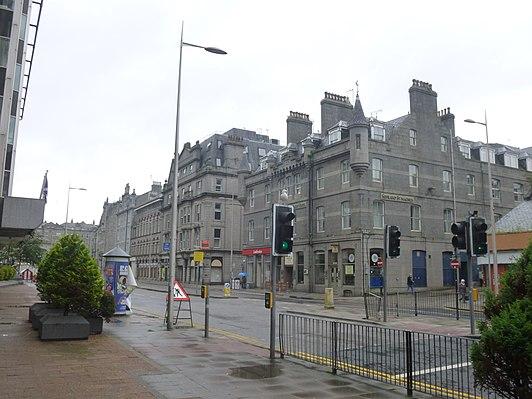 Guild Street, Aberdeen