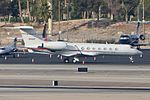Gulfstream G550 'N662P' (28324335214).jpg