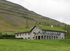 Skriðuklaustur - Gunnar Gunnarsson's house