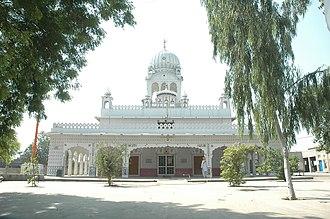 Bathinda - Image: Gurdwara sahib 5kalyan panoramio