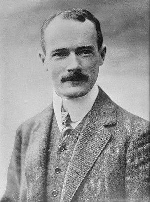 Gustav Krupp von Bohlen und Halbach - Gustav Krupp in 1915