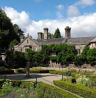 Gwydir Castle Grade I listed building in Conwy County Borough.