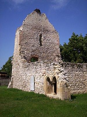 Matthias Rátót - Ruins of the Premonstratensian monastery in Veszprém–Gyulafirátót