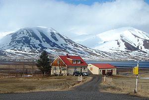 Dalvíkurbyggð - Image: Háls í Svarfaðardal, Dalvíkurbyggð
