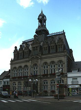 Bohain-en-Vermandois - Town hall