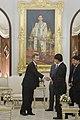 H.E. Quinton Mark Quayle เอกอัครราชทูตสหราชอาณาจักรประ - Flickr - Abhisit Vejjajiva (1).jpg