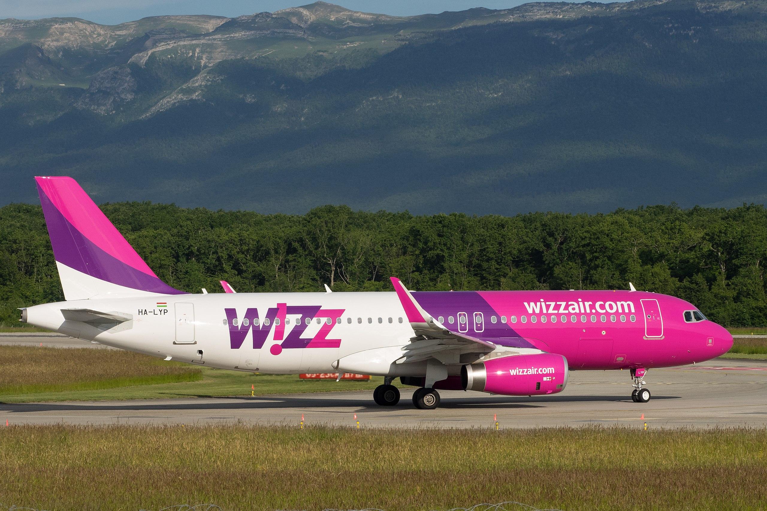 File:HA-LYP, Wizz Air Hungary, Airbus A320-232(WL) (19079423095