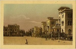Heliopolis, Cairo - HELIOPOLIS - Boulevard Ibrahim