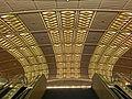 HKCEC 灣仔 香港會議展覽中心 Wan Chai lobby interior ceiling May-2013.JPG