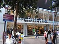 HK Causeway Bay 京華中心 Capitol Centre FOREVER 21 Jardine's Crescent sign Aug-2012.JPG