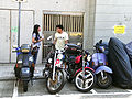 HK Sunday 2008 Lego Election Polling Station Sai Ying Pun Third Street 2 a.jpg