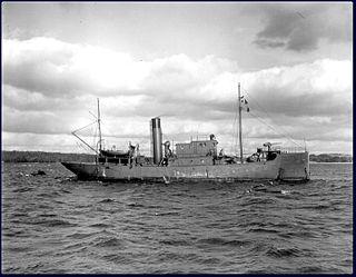 HMCS <i>Arleux</i>
