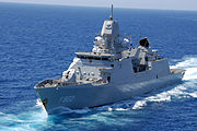HNLMS De Zeven Provinciën (F 802)