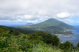 Hachijōjima as viewed from Noboryu peak.jpg