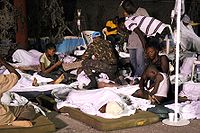 Haiti relief efforts: in depth