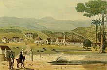 Jamaica wikipedia montpelier plantation the property of c r ellis esq mp c 1820 sciox Gallery