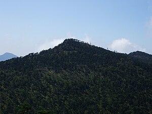 Mount Hakkyō - Image: Hakkyo 02