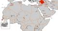 Hamdanid Dynasty 890 - 1004 (AD).PNG