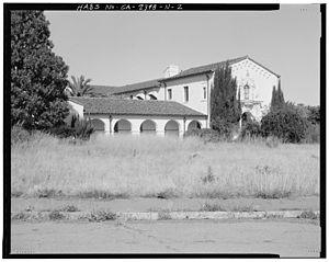 Hamilton Air Force Base Headquarters, Novato, California.jpg