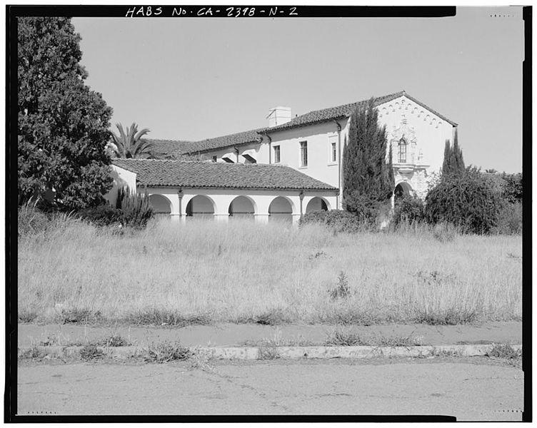 File:Hamilton Air Force Base Headquarters, Novato, California.jpg