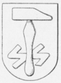Hammerum Herreds våben 1584.png