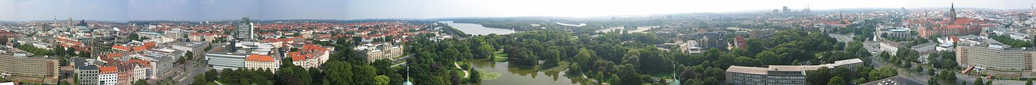 Hannover Panorama2