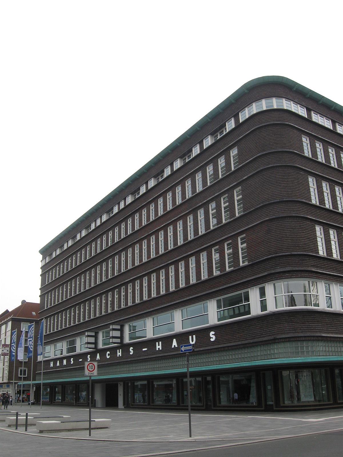 Hans Sachs Haus –
