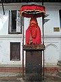 Hanuman statue of Hanuman-Dhoka Durbar Square.JPG
